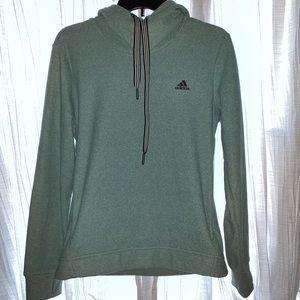 Green Soft Adidas Hoodie